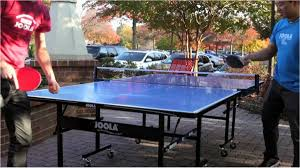 build outdoor ping pong table picture joola nova outdoor table tennis table