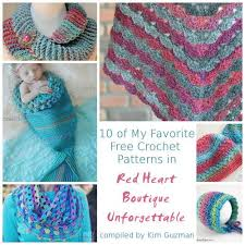 Red Heart Free Patterns Interesting Link Blast Free Crochet Patterns In Red Heart Unforgettable