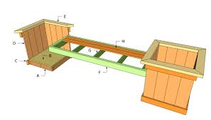 woodwork simple outdoor wooden bench plans pdf
