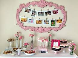 Small Picture 7 Incredible Birthday Party Decoration Ideas For Girls neabuxcom