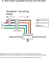 ceiling fan wiring fan light