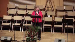 Patricia Summers Sings Bethlehem Morning - YouTube