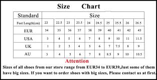 shoes size us to euro sepatuwani taterbaru american to english shoe sizes