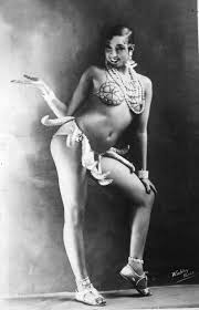 The Most Iconic Naked Dresses of All Time Josephine baker