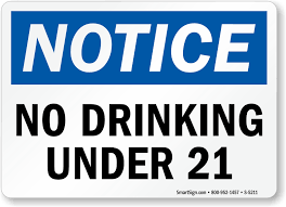 Drinking Sku Bar No S-5211 Under Signs 21