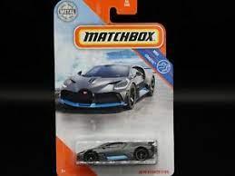 Matchbox, matchbox 2020, mbx coastal. 2020 Matchbox 2018 Bugatti Divo Case T Mbx Coastal 46 100 Rare 35995307827 Ebay