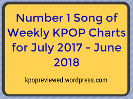 Song Charts By Year Special Number 1 Songs From July 2017 June 2018