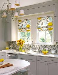 vintage kitchen window treatments.  Treatments Contemporary Kitchen Curtains Curtain Windows With Regard Amazing Modern  Window Regarding Encourage Teal Blue And Yellow Inside Vintage Treatments T