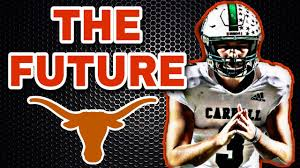 TEXAS LONGHORNS! Quinn EWERS HIGHLIGHTS ...