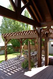 join diy timber frame gazebo pavilion pergola kits for an awesome recettemoussechocolat