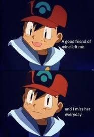 Ash And Misty on Pinterest via Relatably.com