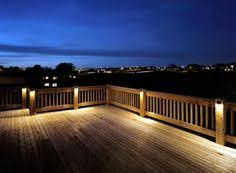 Three Reasons To Light Your Outdoor Living Space  Decking Deck Lighting  And Lights Pinterest