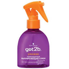 <b>Термозащитный</b> выпрямляющий спрей для <b>волос</b> Schwarzkopf ...