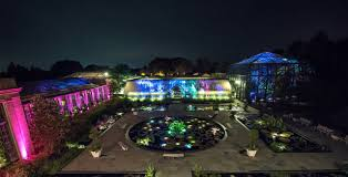 nightscape closes at longwood gardens october 29