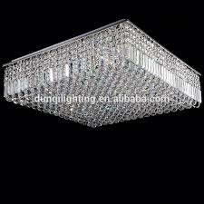 low ceiling crystal chandelier whole intended for idea 9