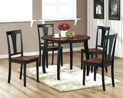 dining table set small space small round kitchen table and chairs round kitchen table with leaf