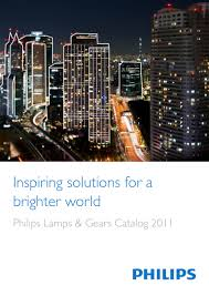 Philips Lighting Online Catalogue 3 1000596 Philips Lamps Gears Catalog