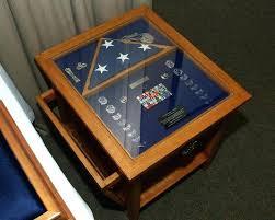 shadow box table military shadow box table shadow box coffee table diy