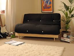 Full Size of Futon:furniture Alluring Leather Sofa Charming Espresso Wood  Futon Frame Beautiful Photos ...