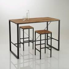 Idée Relooking Cuisine La Redoute Interieurs Table Bar Haute