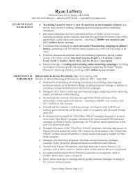 best photos of marketing s representative resume s representative resume sample