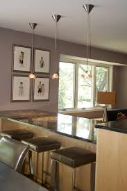 Pendant Lighting Kitchen Modern Pendant Lighting Kitchen View In Gallery Sleek And