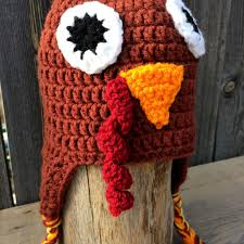 Crochet Turkey Hat Pattern Unique Ideas