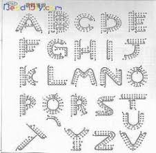 Crochet Letters Patterns Awesome Pattern Crochet Alphabet Letters FREE PATTERNS 4848 Crochet