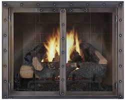 how to install fireplace doors i6b