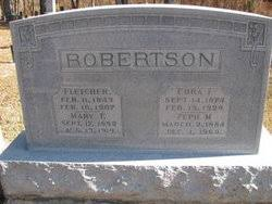 Mary Law Robertson (1852-1919) - Find A Grave Memorial