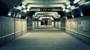 empty subway tunnel. Exellent Tunnel And Empty Subway Tunnel T