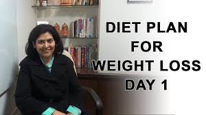 Weight Loss Diet By Dr Shikha Sharma Day 1 Youtube