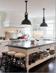 vintage black kitchen double pedant light fixtures