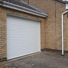 sectional garage door with built in entry door luxury aluminium garage doors line