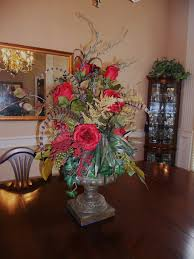 Extraordinary Floral Centerpiece For Dining Table Photo Ideas