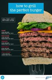 Grilled Burger Temp Chart 12 Best Meat Temperature Chart Images In 2019 Meat