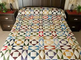 Best 25+ Amish quilts ideas on Pinterest | Nine patch quilt, Image ... & Storm at Sea Quilt -- outstanding made with care Amish Quilts from  Lancaster (hs6802 Adamdwight.com
