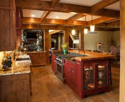 Red Cabinets In Kitchen 17 Best Ideas About Red Cabinets On Pinterest Red Kitchen