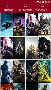 Wallpaper for Gamers 4K 1 APK app ...