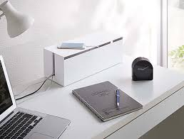 office cable tidy. Cable Tidy Storage Box - Web Office E