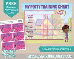 Doc Mcstuffins Chore Chart Pin By Erin Hyer On Happy Birthday In 2019 Potty Training