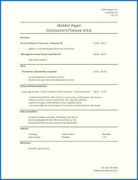 First Time Resume Template Best of Simple No Experience Resume Template With Free For Download Sample