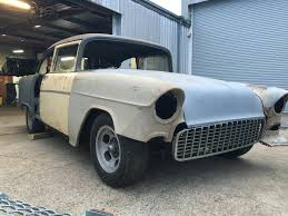 Projects - AUS 55 chevy gasser build | The H.A.M.B.