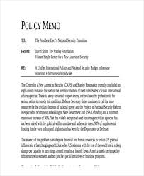 Cover Memo Policy Template How To Write A Policy Memo Eclipse