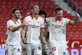 Besiktas eye Sevilla star Luuk de Jong - Football Espana