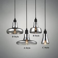 modern smoke gray glass pendant lights for restaurant special disc design lamp lustres e pendentes sala jantar lightingin from modern glass pendant light12