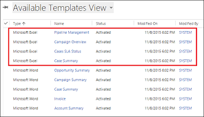 Sample Excel Document Analyze Your Data With Excel Templates Power Platform