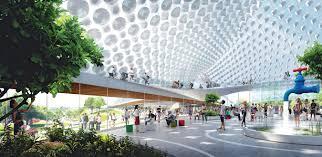 Google Architecture Design Googles New Campus Architects Ingels Heatherwicks Moon