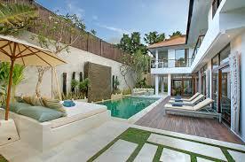 5 Bedroom Villa Seminyak Style Design Simple Design