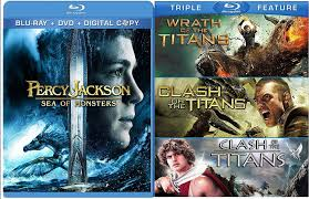 amazons warriors percy jackson. Amazoncom Percy Jackson Sea Of Monsters Clash The Titans Wrath Triple Feature Blu Ray Amazing Fantasy Olympians Double Intended Amazons Warriors